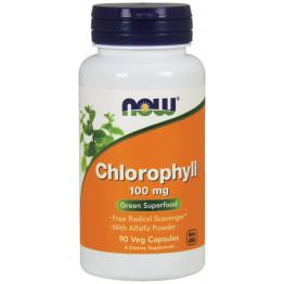 Chlorophyll 100 mg 90 vcaps / Хлорофилл