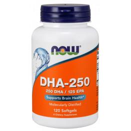 DHA-250 120 softgels / Докозагексаеновая кислота Омега