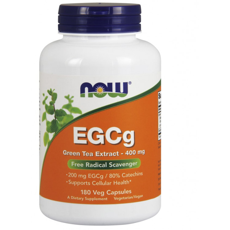 EGCg Green Tea Extract 180 caps / Экстракт зеленого чая