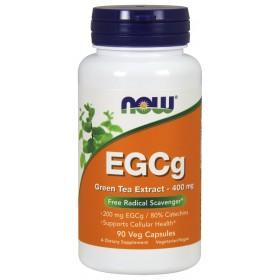 EGCg Green Tea Extract 90 vcaps / Экстракт зеленого чая