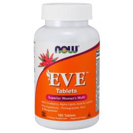 Eve Women's Multiple Vitamin 180 tab / Витаминный комплекс для женщин