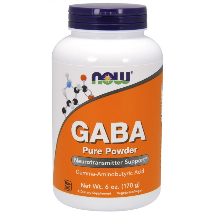 GABA Pure Powder 170 g / ГАМК - Гамма-аминобутириновая кислота