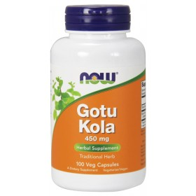 Gotu Kola 450 mg 100 caps / Готу Кола