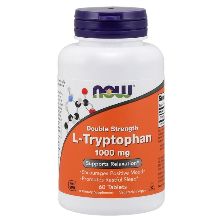 L-Tryptophan 1000 mg 60 tab / Л-Триптофан