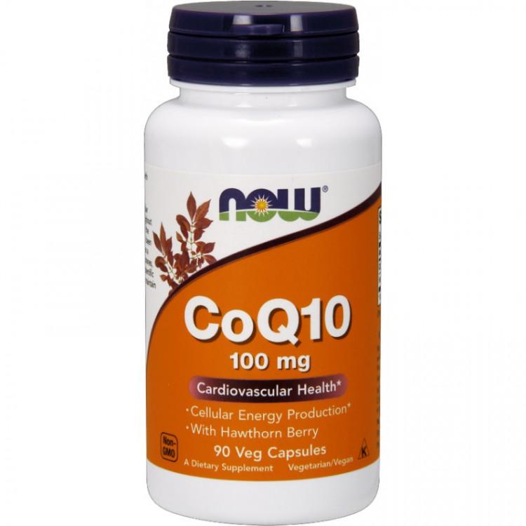 CoQ10 100 mg 90 vcaps / Коэнзим Q10