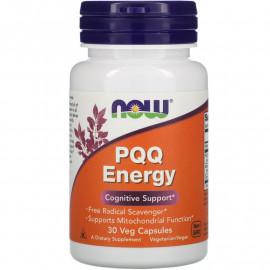 Now Foods PQQ Energy / Пирролохинолинхинон  30 капсул
