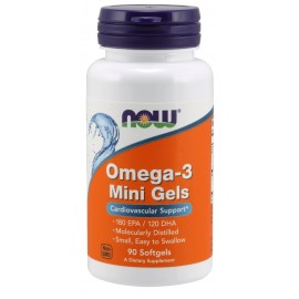 Omega-3 Mini Gels 90 softgels / Омега 3