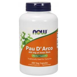 Pau D'Arco 500 mg 250 caps | Кора муравьиного дерева