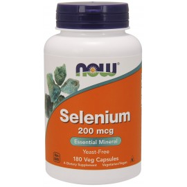 Selenium 200 mcg 180 vcaps / Селен
