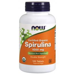 Spirulina 100% Natural 1000 mg 120 tab / Натуральная спирулина
