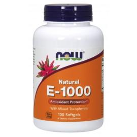 Vitamin E-1000 IU 100 softgels / Витамин Е