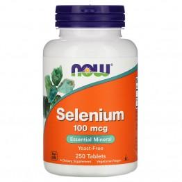 Selenium 100 mcg 250 tab / Селен