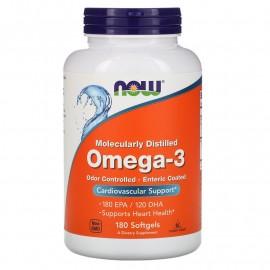 Omega-3 180 softgels / Омега 3
