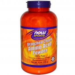 BCAA Branched Chain Amino Acid Powder 340 g / Комплекс аминокислот