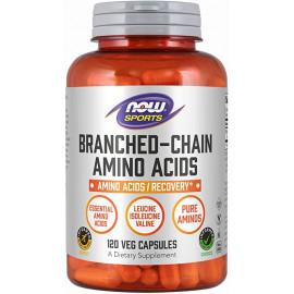 BCAA Branched Chain Amino Acids 120 caps / Комплекс аминокислот