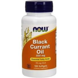 Black Currant Oil 500 mg 100 softgels