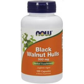 Black Walnut Hulls 500 mg 100 caps