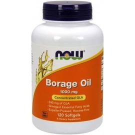 Borage Oil 1000 mg 120 softgels