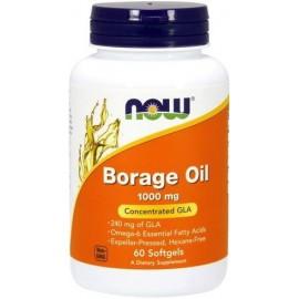 Borage Oil 1000 mg 60 softgels