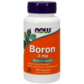 Boron 3 mg 100 caps
