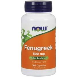 Fenugreek 500 mg 100 caps
