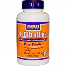L-Citrulline Pure Powder 113 g / Л-Цитруллин