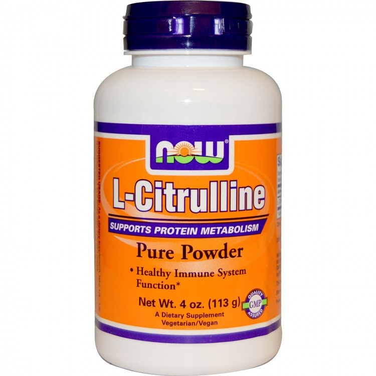 L-Citrulline Pure Powder 113 g / Л-Цитруллин