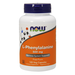 L-Phenylalanine 500 mg 60 сaps / Л-Фенилаланин