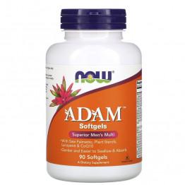 ADAM Витаминный комплекс для мужчин, 90 мягких капсул