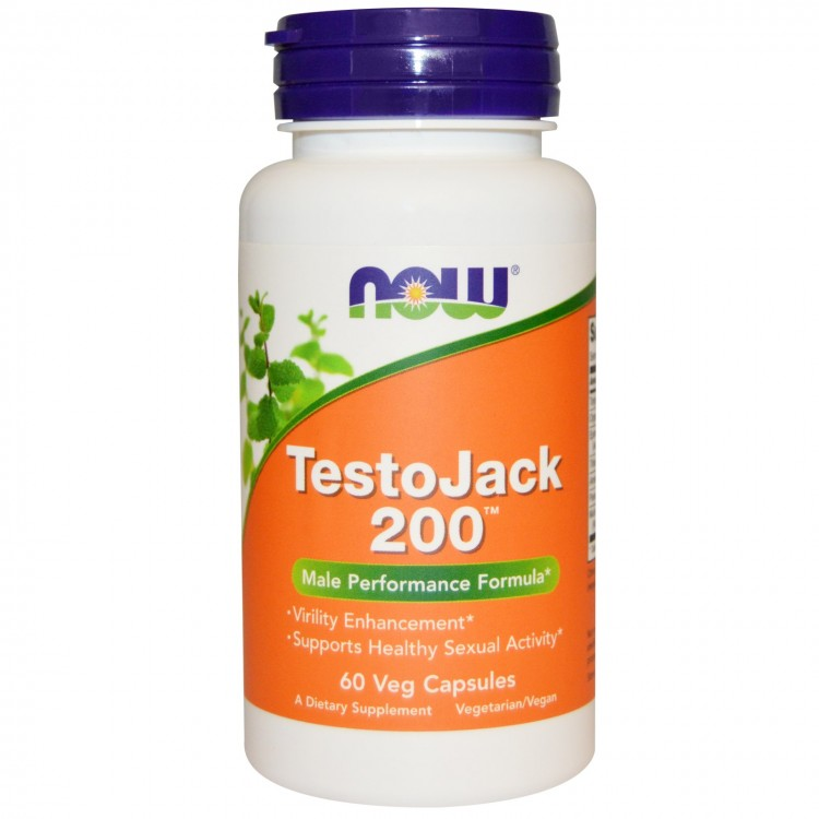 TestoJack 200 60 vcaps / ТестоДжек