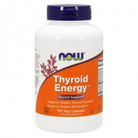 Thyroid Energy 180 vcaps / Поддержка щитовидной железы