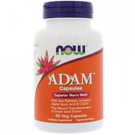 ADAM Superior Men's Multi 90 veg capsules / Витаминный комплекс АДАМ