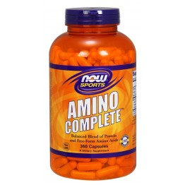 Amino Complete 360 caps / Комплекс аминокислот