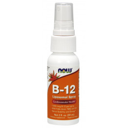 Vitamin B-12 Spray 1000 mcg 59 ml / Витамин Б-12 (Цианокобаламин)