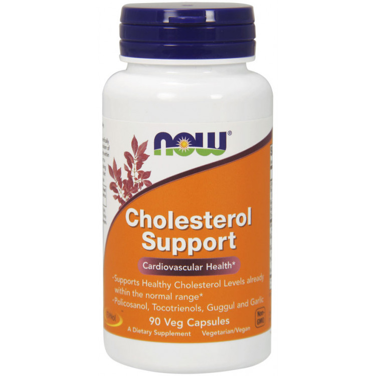 Cholesterol Support 90 vcaps / Холестерол Саппорт