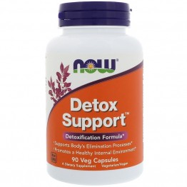 Detox Support 90 Veg Capsules / Детокс очищение организма