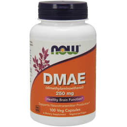 DMAE 250 mg 100 vcaps / ДМАЕ - Диметиламиноэтанол
