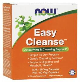 Easy Cleanse 2 Bottles 60 vcaps / Очистка организма