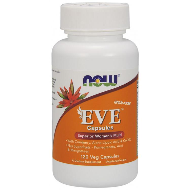 Eve Women's Multiple Vitamin 120 caps / Витаминный комплекс для женщин