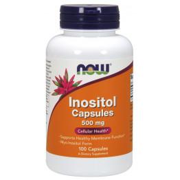 Inositol Capsules 500 mg 100 caps / Инозитол
