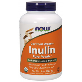 Inulin 100% Pure Powder 227 g / Инулин