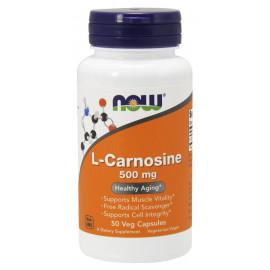 L-Carnosine 500 mg 50 vcaps