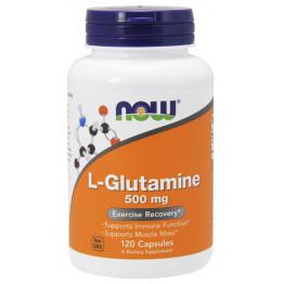 L-Glutamine 500 mg 120 caps / Л-Глютамин