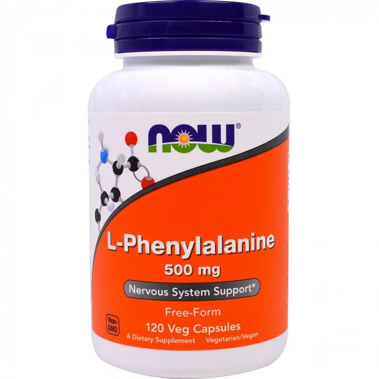 L-Phenylalanine 500 mg 120 сaps