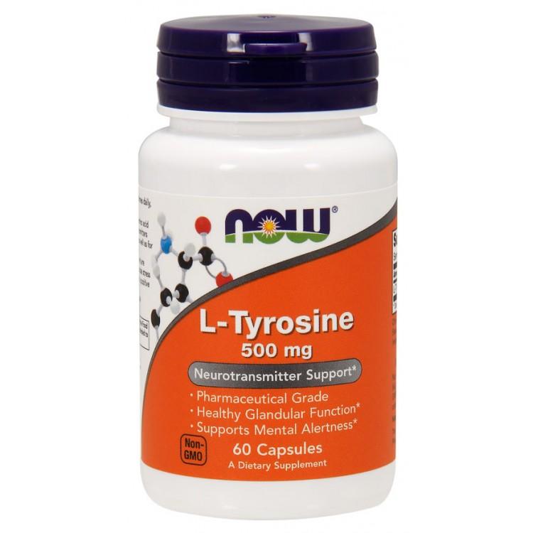 L-Tyrosine 500 mg 60 caps / Л-Тирозин