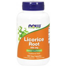 Licorice Root 450 mg 100 caps / Экстракт солодки