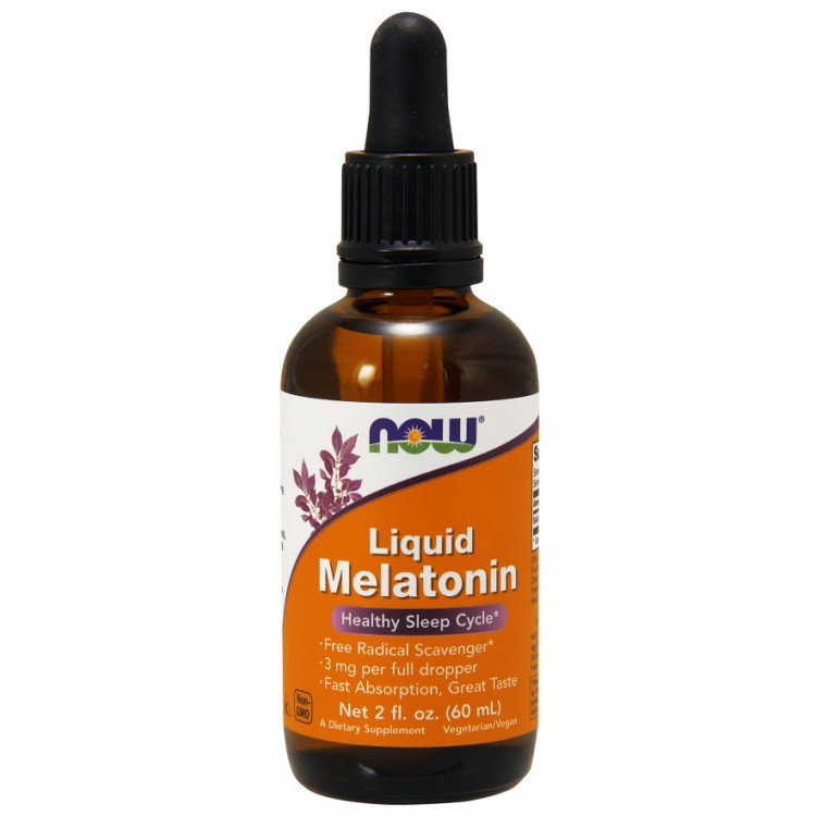 Melatonin Liquid 3 mg 60 ml / Мелатонин
