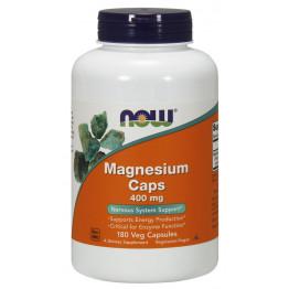 Magnesium Caps 400 mg 180 caps / Магний