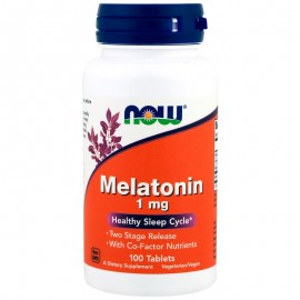 Melatonin 1 mg 100 tablets / Мелатонин