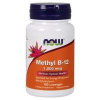 Methyl B-12 1000 mcg 100 Lozenges